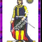 10 di Denari del mazzo delle carte napoletane
