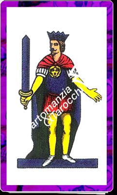 10 Spade del mazzo delle carte napoletane