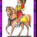 9 Bastoni del mazzo delle carte napoletane