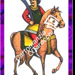 9 Spade del mazzo delle carte napoletane