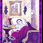 Carta delle sibille: Ammalato