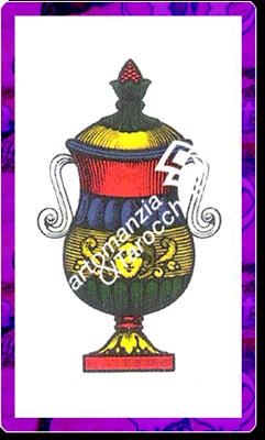 Asso Coppe delle carte napoletane