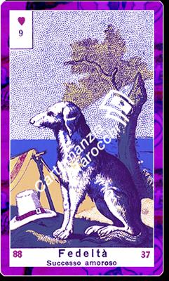 carta delle sibille Fedeltà