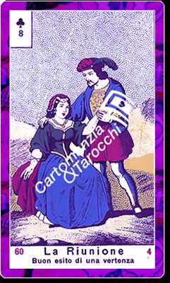 carta delle sibille La Riunione