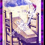 carta delle sibille Morte